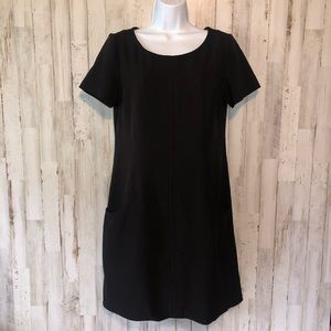 Vince Camuto Black Shift Dress